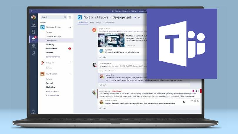 Scheduling a Microsoft Teams Meeting